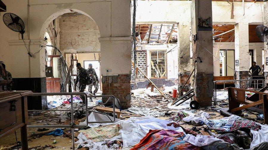 Sri Lanka acusó al grupo islamista local del atentado del domingo