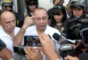 Enrique Eladio Gutierrez director del Hospital Casimiro Ulloa