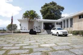 Embajada de Venezuela en Costa Rica. Casa del embajador