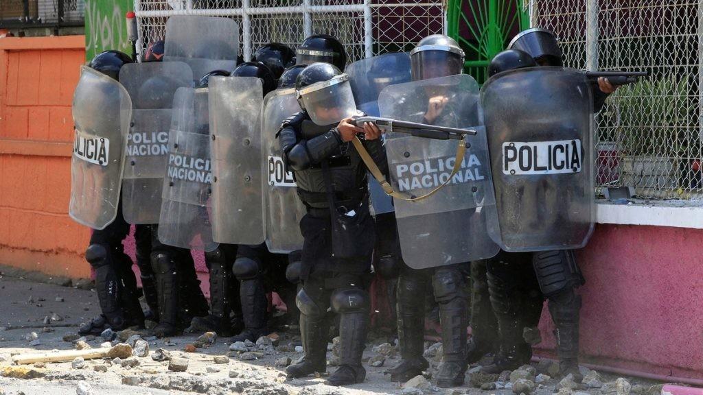 represion nicaragua2