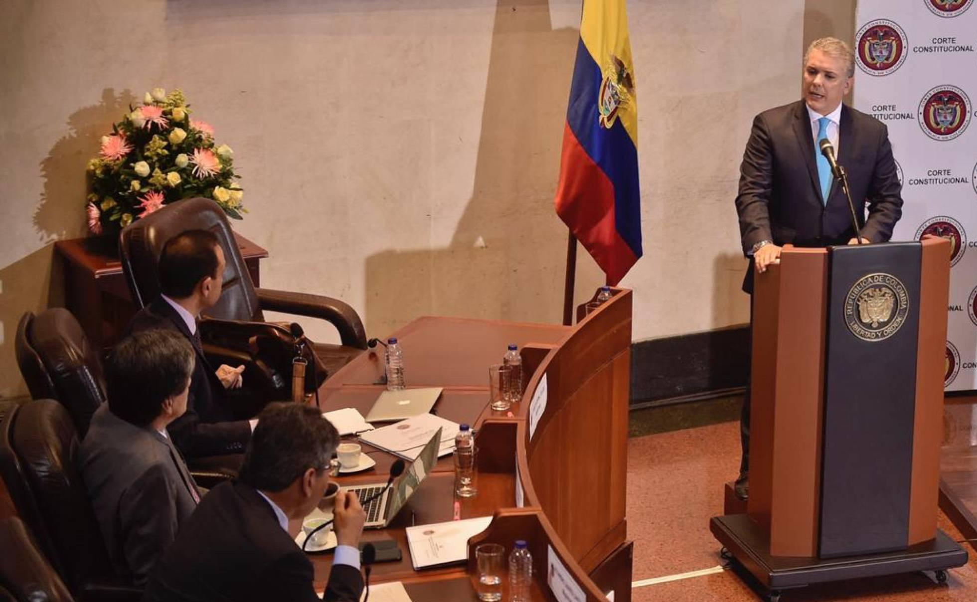 Estados Unidos revoca las visas de los principales jueces colombianos