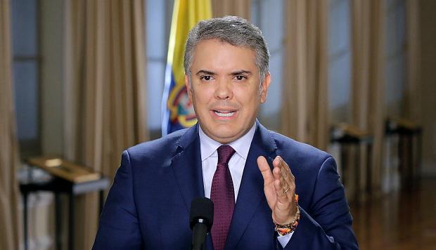 """Ivan Duque :""""El Gobierno Nacional respeta la Constitución y, por ende, la separación de poderes"""""""
