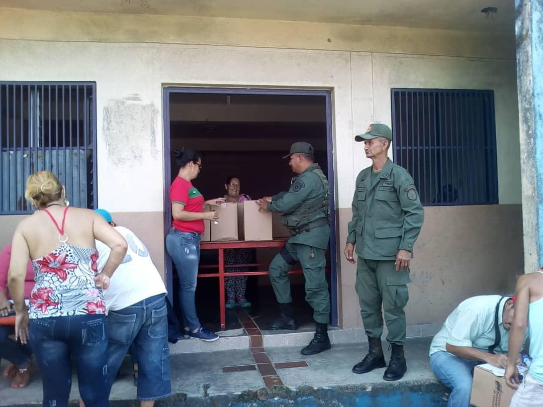 Próximas sanciones de EEUU a Venezuela van dirigidas al programa CLAP