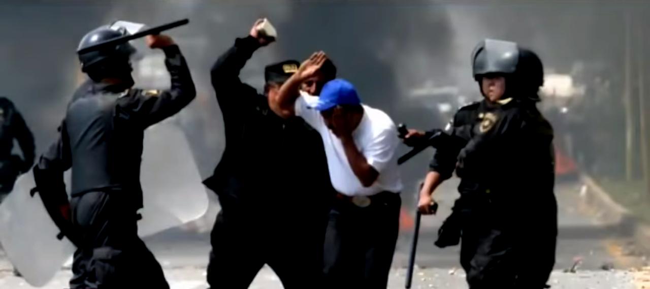 tortura en mexico
