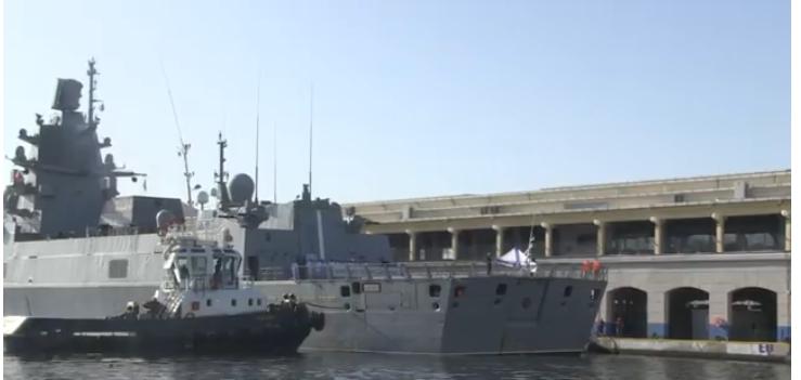 Barcos Rusos La Habana1