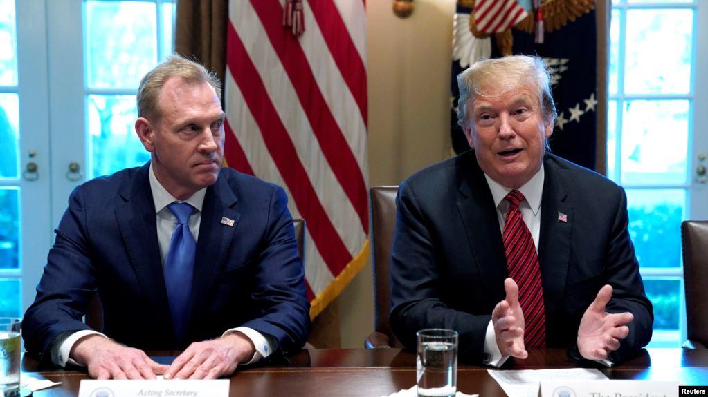 Mark Esper será el nuevo jefe del Pentágono tras la renuncia de Patrick Shanahan