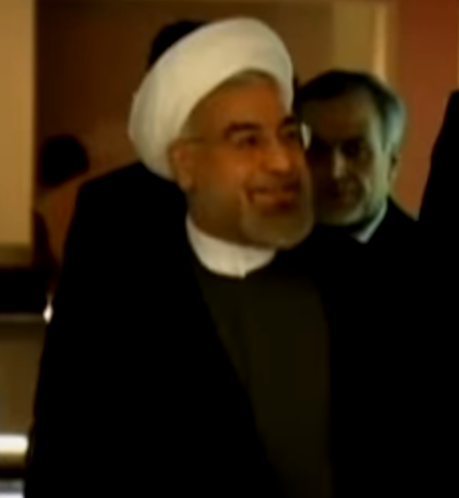 PRESIDENTE IRAN