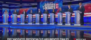 Primer Debate_Democrata-jueves