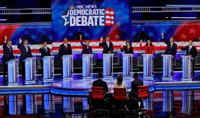 primer debate demócrata